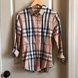 Burberry Brit Women's Check Shirt